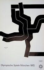 Eduardo CHILLIDA : Compositon JO - Lithographie signée 1972
