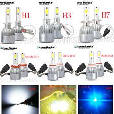 H1 H3 H4 H7 H11 H13 9004 9005 9006 9007 5202 LED Headlight Kit Hi/Lo Foglight US