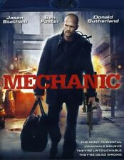 The Mechanic [New Blu-ray] Ac-3/Dolby Digital, Dolby, Subtitled, Widescreen