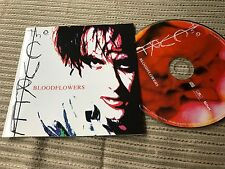THE CURE - BLOODFLOWERS CD EU 2000 FICTION - NEW WAVE SYNTH POP