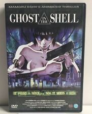 Ghost In The Shell Classic Manga Anime DVD NL Subs Dutch Version