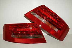 AUDI A5 Coupe LED Tail lights Rear Lamps Left + Right PAIR 2009-