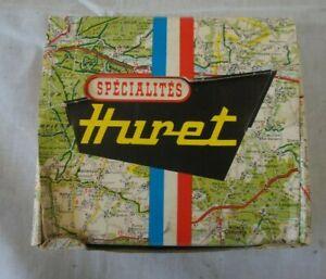 Vintage Huret Speedometer with Original Box and Accessories