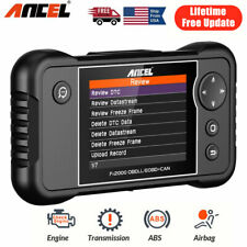 Universal Car Code Reader ABS SRS Check Engine Light Diagnostic Auto Scanner
