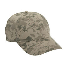 Military Army Desert Digital Camo Hat Tactical Tan Cap Fast Shipping!