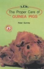 The Proper Care of Guinea Pigs