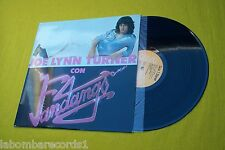 Joe Lynn Turner Con Fandango (EX/EX+) 1981 top copy r♫re SPAIN  vinyl  LP  Ç