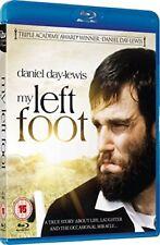 My Left Foot [Blu-ray] [DVD][Region 2]