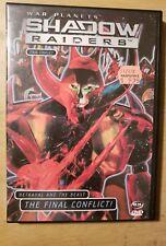 Shadow Raiders Volume 6, Final Conflict (DVD, 2001)