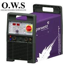 Parweld XTT353P AC/DC Pulsed Tig Inverter 230V c/w PRO26 Torch + Regulator