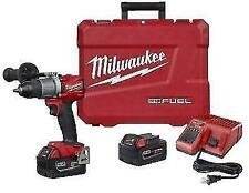Milwaukee 2803-22 M18 Fuel 1/2 Drill Driver Kit