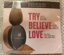 Bare Escentuals BareMinerals Foundation Sample Original Medium Tan With Kabuki