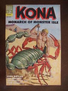 Kona #9 VG+ Amazing Creatures Of The Gobi Desert