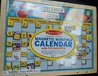 NEW Sealed Melissa & Doug Monthly Magnet Calendar Home School 2019 -2022 Wood
