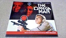 RON GRAINER THE OMEGA MAN OST LTD RSD UK 2LP Horror Blaxploitation Funk NEW