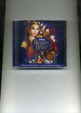 BEAUTY AND THE BEAST - AN ORIGINAL WALT DISNEY RECORDS SOUNDTRACK - NEW CD!!