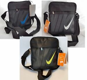 New Design Nike Men's Cross body Shoulder Messenger Bag Handbag Purse uk SELLER