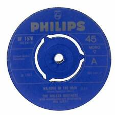 """The Walker Brothers - Walking In The Rain - 7"""" Record Single"""