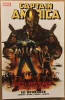 Captain America - Red Menace - Ultimate Collection - FN - tpb - Ed Brubaker