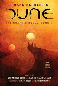 DUNE: The Graphic Novel, Book 1: Dune by Herbert, Frank Book The Cheap Fast Free