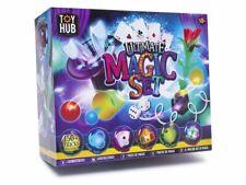 Childrens ULTIMATE Magic Set 150 Tricks for Kids Magician Illusions Kit R05-0643