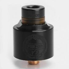 Authentic HCigar MAZE V3 RDA Rebuildable Dripper (black).