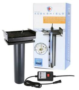 AUQA Shield UV Sterilizer - Innovative Marine AUQA Gadget - Midsize 11W