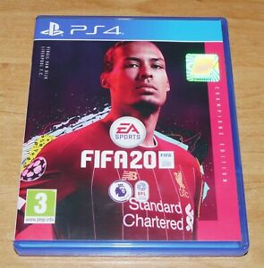 Fifa 20 Game for Sony PS4 Playstation 4