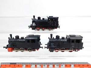 CS607-1 #3x Märklin H0/AC 3029 Tender, Light Defects