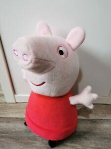 Peppa Pig Talking Peppa Soft Toy