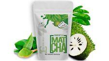 2 oz SOURSOP MATCHA TEA POWDER - GREEN TEA (35 Servings) FOR ULTIMATE HEALTH
