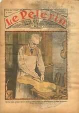 Artisan Paul Kaul maître de la lutherie Luthier/ Stradivarius 1934 ILLUSTRATION