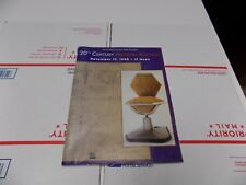 Rago & Sollo 20th Century Modern Auction Catalog w/ Results November 15, 1998