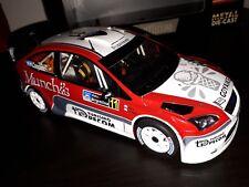 Sun Star Ford Focus RS WRC Rally Argentina 2007 1:18 Companc/Volta