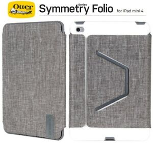 OtterBox Symmetry Series FOLIO Case for Apple iPad Mini 4 - Glacier Storm