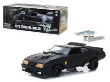 1:18 1973 Ford Falcon XB Black Last of the V8 Interceptors Mad Max Greenlight