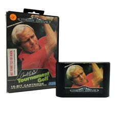 Arnold Palmer Tournament Golf Boxed Sega Mega Drive Game USED