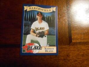 1995 BAKERSFIELD BLAZE Single Cards YOU PICK 1 CARD from the Set $3