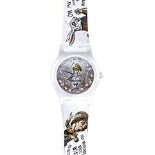 Alice In Wonderland Watch Literature Gift Wristwatch Geeky Funny Humor Nerd