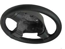 Para Nissan 300zx Z32 Negro De Cuero Perforado cubierta del volante 1989-2000