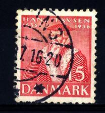 DENMARK - DANIMARCA - 1936 - 4° centenario della fondazione della Chiesa riformi