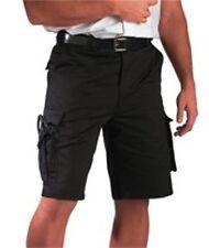 EMT EMS Black Shorts Duty Shorts Cargo Shorts Small thru 2XL