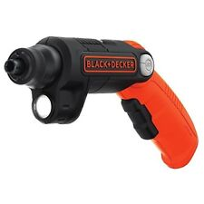 4volt Screwdriver Compact Electric 4v Battery Operated Powered Small Portable A
