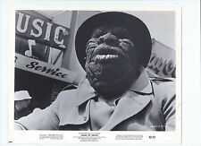 Scary Monster Hand Of Death VINTAGE Photo