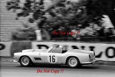 Tavano & Grossman Ferrari 250 GT California Le Mans 1959 fotografía 1