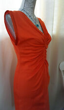 TED BAKER Stretch Dress Pencil Wiggle Size 1 UK 8 Wedding Party Cruise Summer