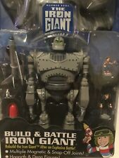 1999 The Iron Giant Build & Battle Trendmasters Action Figure New