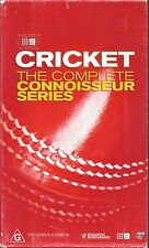 Cricket the complete connoisseur series VHS tapes vintage/ modern masters VGUC