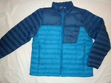 NWT Men's Mountain Hardwear Dynotherm Hooded Lightweight Down Jacket -Size Large