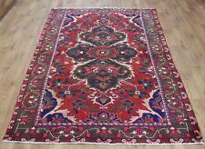 Persian Traditional Vintage Wool 270cmX 155cm Oriental Rug Handmade Carpet Rugs